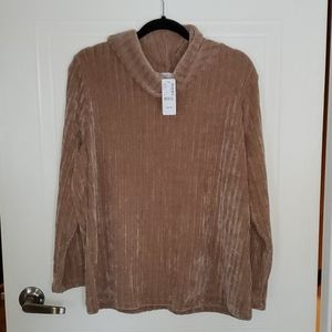 BNWT Additionalle Chenille sweater
